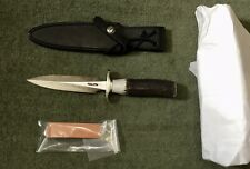 """Randall Made Knife Model 2-5"""" Fighting Stiletto With Extras New NR"""