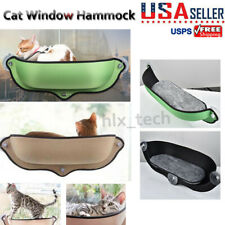 Cat Hammock Bed Mount Window Pod Lounger Suction Cups For Pet Cat Sun Wall Bed