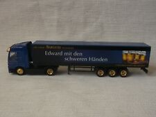 CAMION MERCEDES BIERE KULMBACHER        HO   1/87
