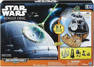 STAR WARS MINIATURES MICRO MACHINES DEATH STAR