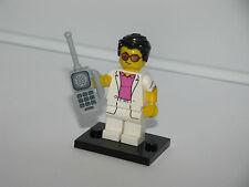 "Lego Mini Figures Series 17 Yuppie with Cell Phone  ""BRAND NEW"" 71018"