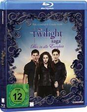6 Blu-rays * Die Twilight Saga Box - Bis (s) in alle Ewigkeit ~ Biss # NEU OVP $