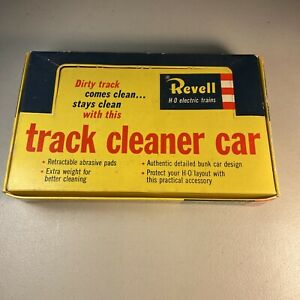 Revell HO Track Cleaner Car #T-5000:498 - Untested