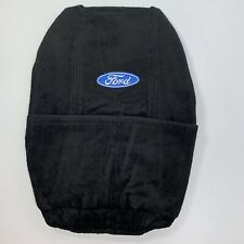 Black Console Cover Pad Seat Armour for 2015-18 Ford F-150 Pickup Truck
