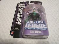 Mattel DC Super Heroes Justice League Unlimited Kyle Raynor Green Lantern Figure