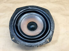 "Vintage Chartwell 5"" Cast Metal Frame 8 ohm Woofer *Tested*"