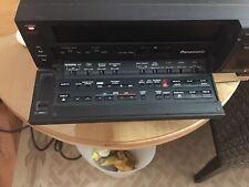 PANASONIC AG-1970 FOUR HEAD VCR