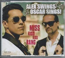 ALEX SWINGS OSCAR SINGS! - Miss kiss kiss bang CDM 3TR Enh EUROVISION GERMANY