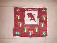 BANDIERA TORINO FC drapeau flag no ultras GRANATA TORO anni 80 vintage