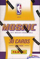 2016/17 Panini PRIZM Mosaic Basketball Factory Sealed HOBBY Box! Simmons RC Year