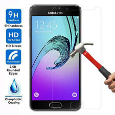 2X 9H+ Tempered Glass Screen Protector Film For Samsung Galaxy A5 2016 A510F