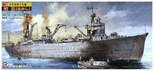 Pit-Road Skywave W-37E IJN Repair Ship AKASHI w/ Photo-Etched Parts 1/700 Scale
