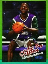 Ray Allen regular card 1997-98 Fleer Ultra #106