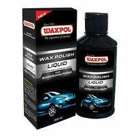 Waxpol Showroom Finish Liquid Car Polish   For All Colors   (150 ml)