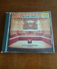 "Michael Murray ""The Ruffatti Organ in Davies Symphony Hall""1984 CD made in Japan"