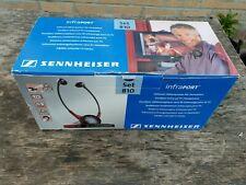 Sennheiser infraport Set 810 Ergonomic headphones TV Assistive Listening