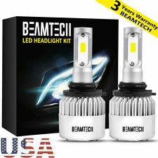 9006 HB4 LED Headlights Bulbs for GMC Sierra 1500 2500 3500 Low Beams Lights Kit