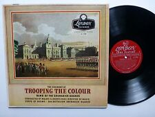Band Of GRENADIER CORPS Trooping the colour LP Military Marching band #157