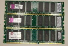 1GB X 4 (4GB) Kingston KTH-D530/1G PC2-3200 (400Mhz) 184 pin DDR SDRAM