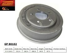 Brake Drum Rear Best Brake GP80102 fits 99-00 Ford F-150