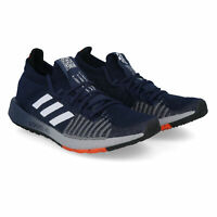adidas Mens PulseBOOST HD Running Shoes Trainers Sneakers - Grey Sports
