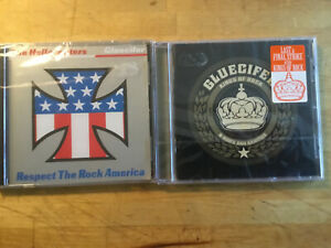 Gluecifer [2 CD Alben] NEU OVP / Hellacopters Respect The Rock America + Kings