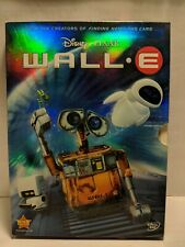 Wall E DVD WALLET  animated in Original Jacket complete