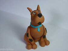 Scooby Doo edible sugar paste decoration cake cupcake toppers birthday