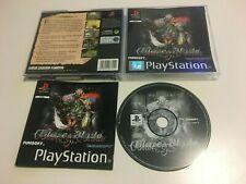 Blaze & Blade Eternal Quest Sony Playstation 1 PS COMPLETE EXCELLENT CONDITION