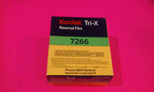 Kodak Super 8mm Movie Film Tri-X 7266 B&W reversal *Fresh New* Cartridge 1889575