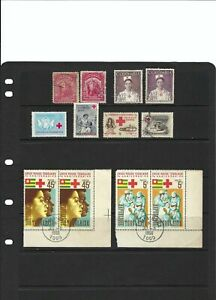 NURSE OF COLOMBIA,-SYMBOL-  1940/60s- > RED CROSS-  TOGO 1966