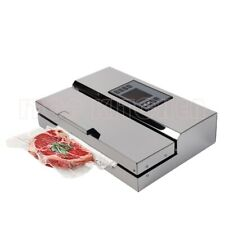 Auto Semi-commercial Vacuum Food Sealer Storage Home packing machine CE