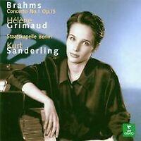 Klavierkonzert 1 von Grimaud, Sanderling | CD | Zustand gut