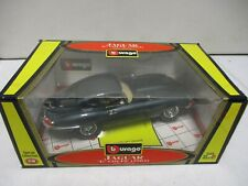 Bburago 1961 Jaguar E Coupe 1/18
