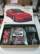 VINTAGE 1992 HASEGAWA HOBBY KITS EFINI RX-7 TYPE R VINTAGE RED 1/12-JAPAN-NEW