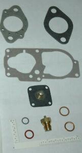 1965-71 CARB KIT BUICK OPEL 1.1L KADETT L RALLYE GT SOLEX 1 BARREL ETHANOL TOL