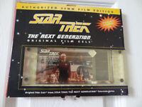 STAR TREK:The Next Generation 1996 Film Cels  BRIDGE OF THE U.S.S.ENTERPRISE