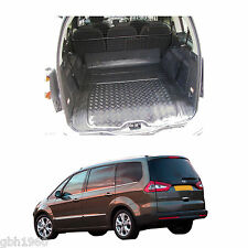 FORD S-MAX 06-ON 5 Piece Heavy Duty Rubber MPV Taxi Style Floor Mat Set