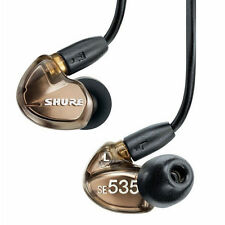 Shure SE535-V Metallic Bronze Sound Isolating™ Earphones