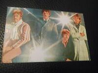 THE BEATLES CARD FAN CLUB SPAIN SPANISH 80'S