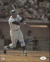 Hank Aaron signed 8X10 photo autograph Jsa coa Braves baseball autograph