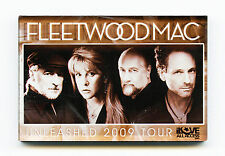 Fleetwood Mac 2009 Unleashed Tour Original Magnet