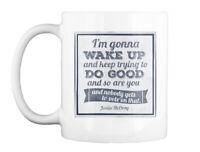 Easy-care Mbmbam Im Gonna Wake Up And Keep Trying - I'm To Do Gift Coffee Mug