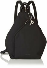 Picard Zaino TipTop Backpack Shoulderbag Nero