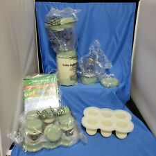 Baby Bullet Food System - Baby Food Maker Set -  New without a Box