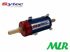FSE SYTEC MOTORSPORT ALLOY MINI BULLET FUEL FILTER INJECTION & CARB SYSTEMS BBI