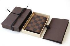 Louis Vuitton Card Case Damier N62920, Authentic, Rare, New with Receipt