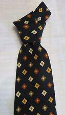Krizia uomo  cravatta tie silk seta seide particolare