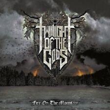 Twilight of the Gods-Fire on the Mountain CD HARD & HEAVY/METAL NEUF