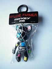 "Mylene Farmer concert ""Timeless 2013"" Porte Clé Monkey Me collector"